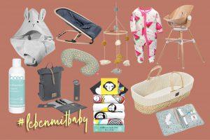 Baby Ausstattung Geburt einkaufen
