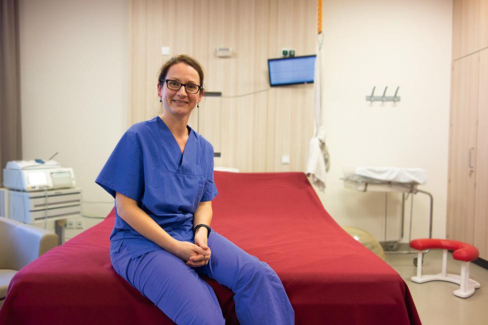 Hebamme im Interview geburt Schwangerschaft Wochenbett