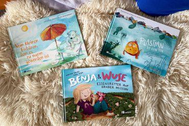 Kinderbücher zum Thema Nachhaltigkeit