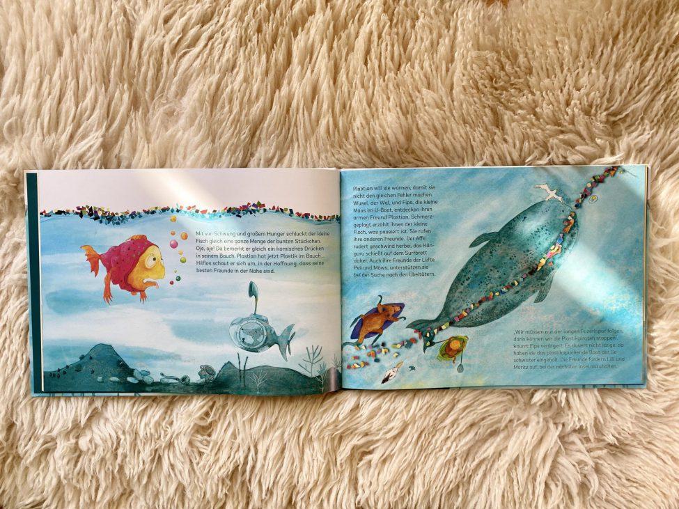 Kinderbücher zum Thema Nachhaltigkeit vorlesen