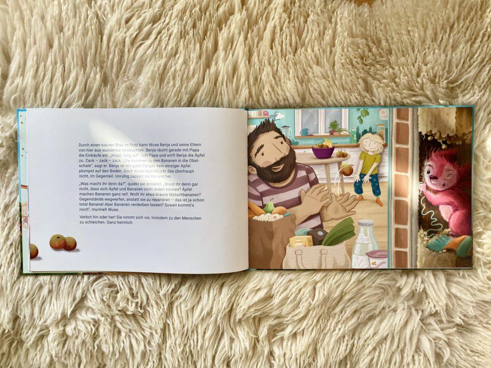 Nchhaltigkeit Kinderbuch lesen