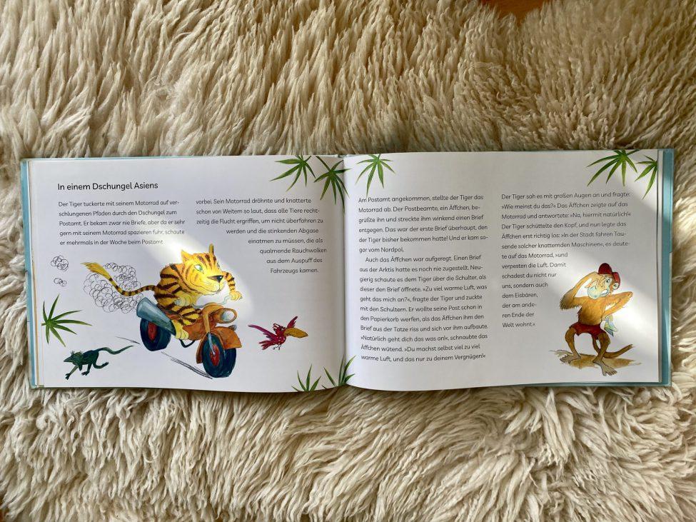 Nachhaltigkeit Buch Kinder Familie