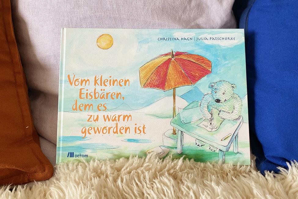 Kinderbuch lesen Umwelt Natur