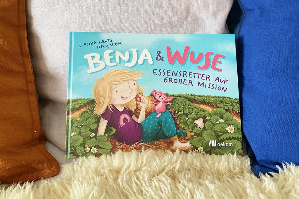 Kinderbücher zum Thema Nachhaltigkeit lesen