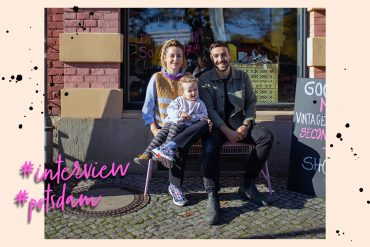 Familie in Potsdam Interview