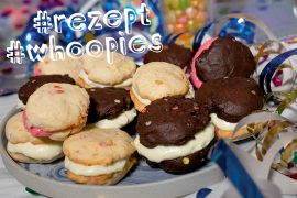 whoopies rezept kindergeburtstag buffet