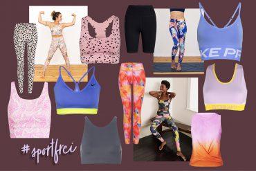 sport & Yoga Outfits Frauen