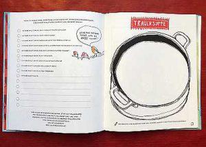 kinderbuch tod trauer sterben erinnerungsbuch