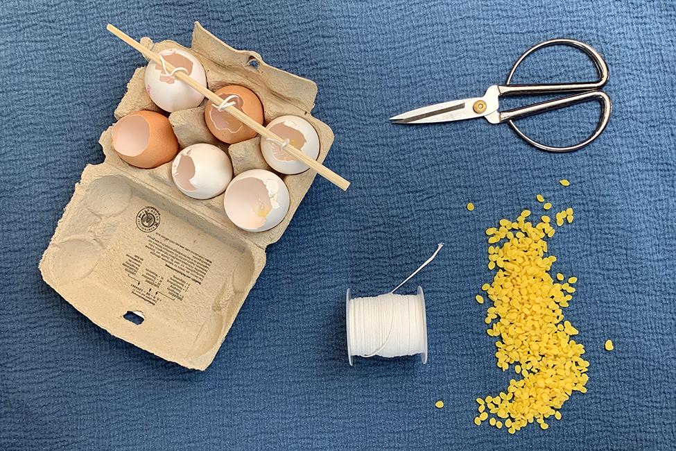 basteln DIY Ostern