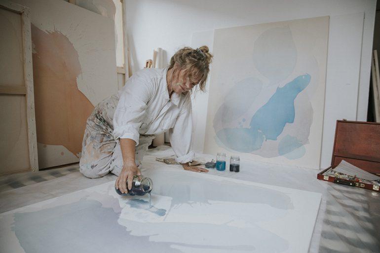 Ina Cierniak Künstlerin Interview