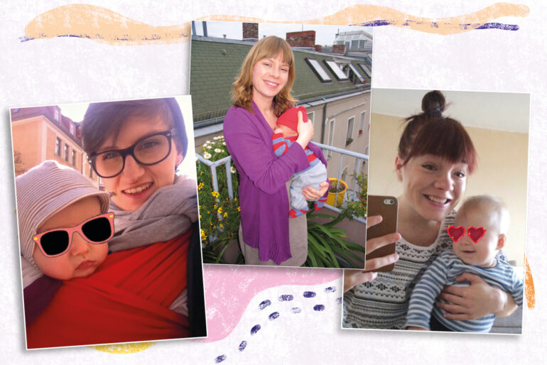 pola magazin baby special team