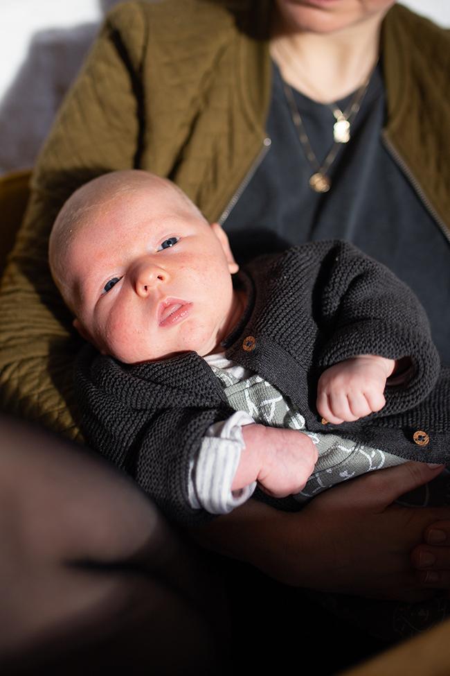 Baby Interview Geburt