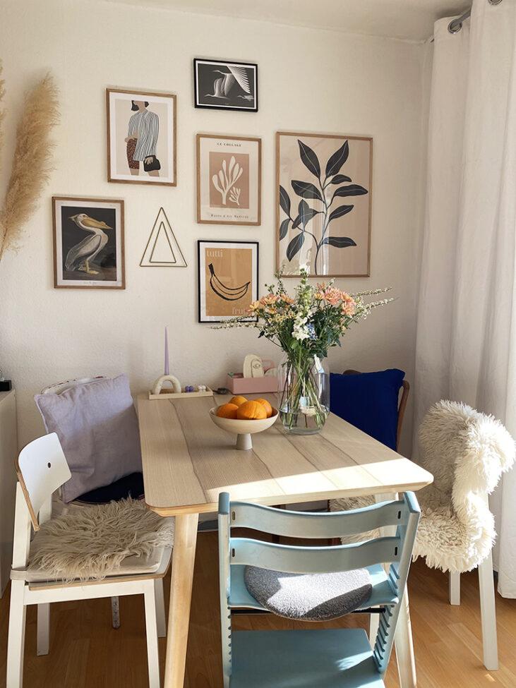 Wandbilder Desenio Poster Wohnzimmer Deko