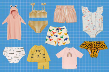Bademode Kinder Babys Mädchen Jungen Strand