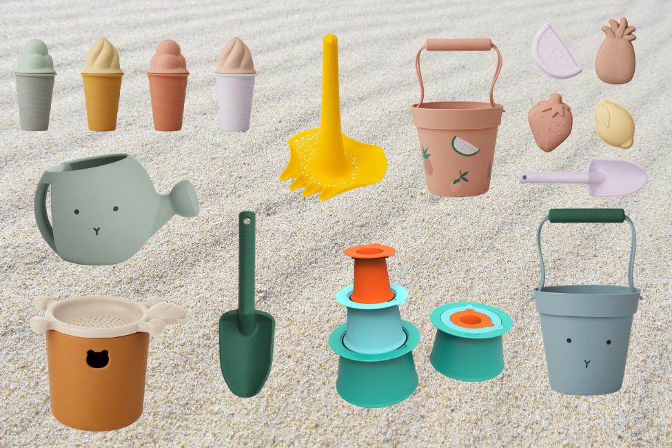 Spielzeug für den Strand , Wasser, KIinder