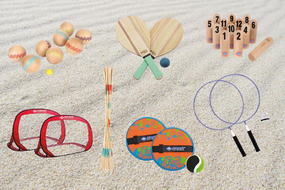 Funsport, Kinder, Strand, Spielzeug
