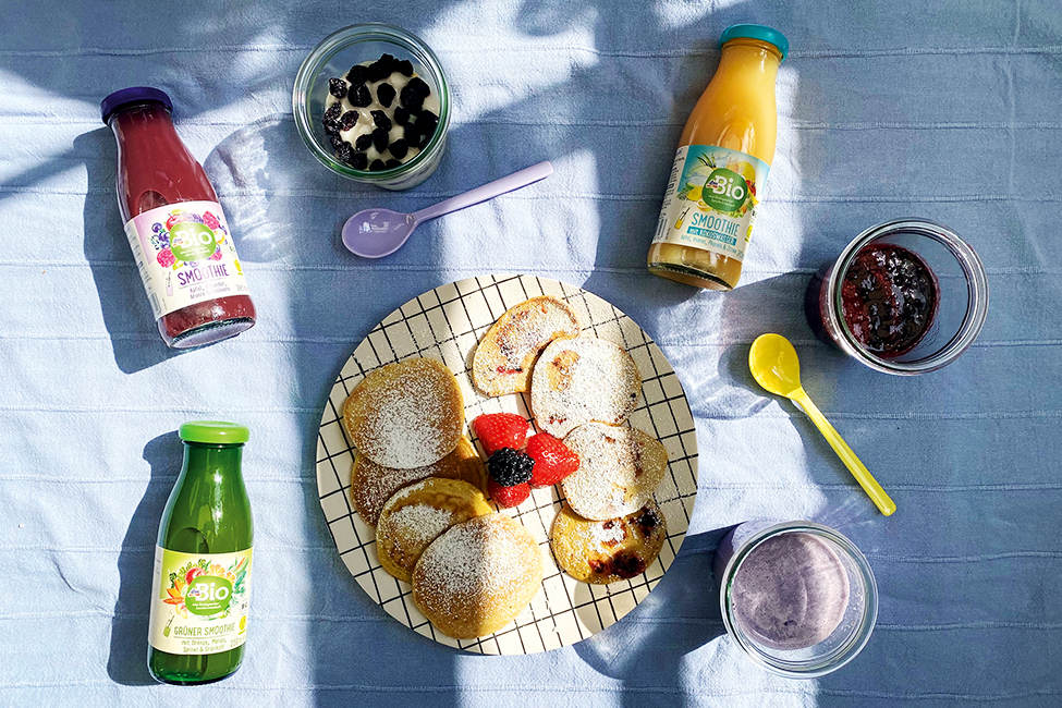 Picknick Pancakes Rezept Familie Sommer