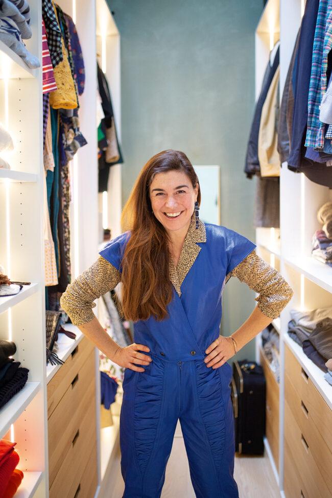 Janine Dudenhöfer Nachhaltigkeits-Stylistin Mode