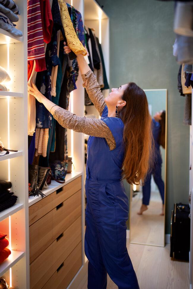 Janine Dudenhöfer Mode Nachhaltigkeits-Stylistin