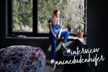 Janine Dudenhöfer Interview Nachhaltigkeit Mode
