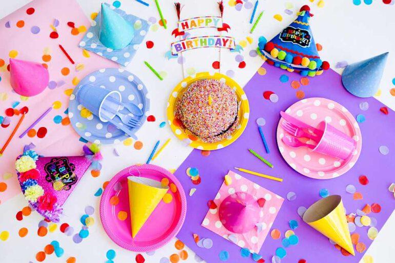 kindergeburtstag party to do aufgaben ideen