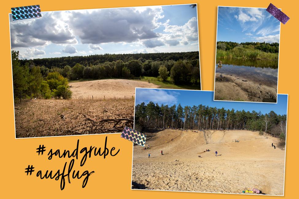 Ausflugstipp: Die Sandgrube im Grunewald