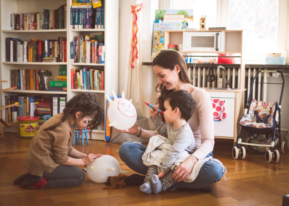 Interview Familie Mütter Corinna Mamok
