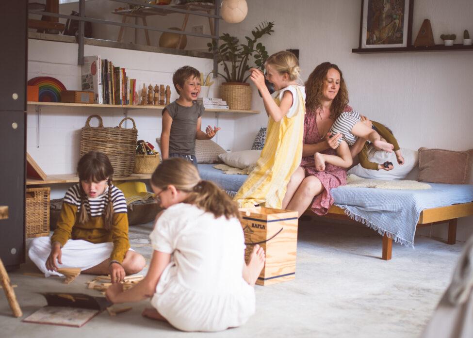 Corinna Mamok Interview Muttersein Selfcare Buch