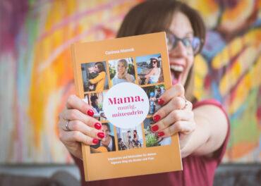 Corinna Mamok Interview Buch Mama-Guide
