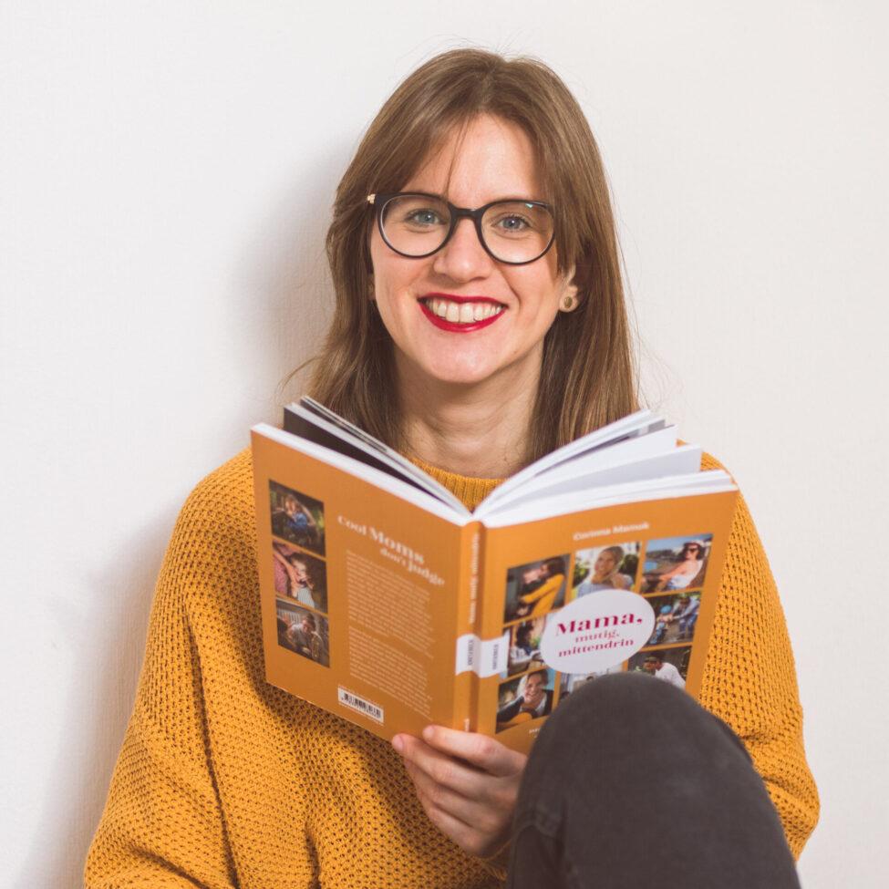 Corinna Mamok Interview Buch Müttersein Interview