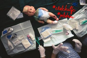 erste hilfe am kind kurs potsdam baby