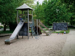 Spielplatz Potsdam spielen Kinder