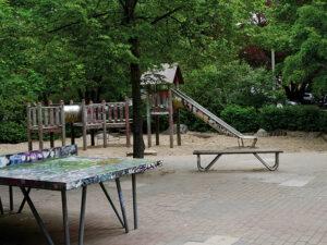 Spielplatz Potsdam Brandenburger Vorstadt West