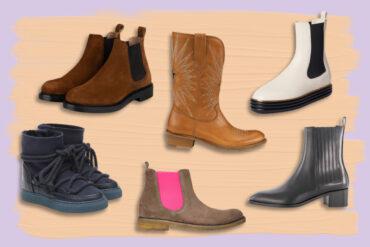 Boots für die ganze Familie Herbst Schuhe Shopping