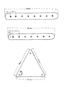 pikler dreieck anleitung selber bauen kletterdreieck diy