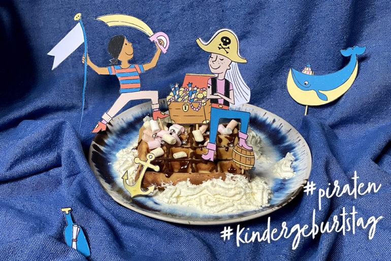 piraten kindergeburtstag deko cake pop download kostenfrei freebie