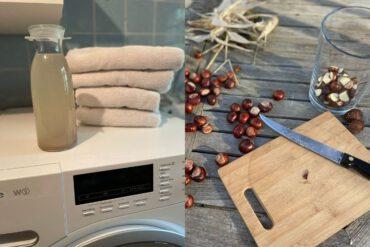 DIY: Waschmittel aus Kastanien