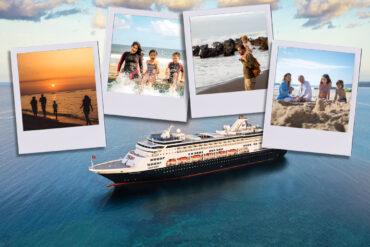 Ferien-Angebote bei nicko cruises: Auf zur Familien-Kreuzfahrt!